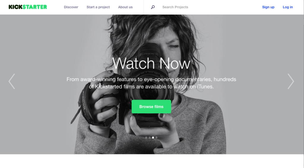 Kickstarter fremtidens arbejde