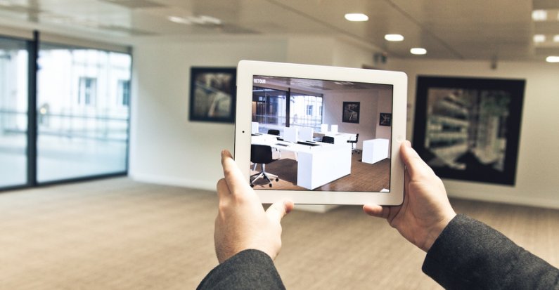 augmented reality interior design