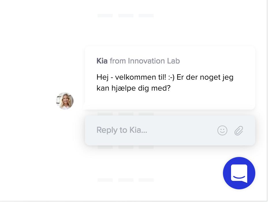 Kia Kruse chatbot marketing kommunikation kunstig intelligens