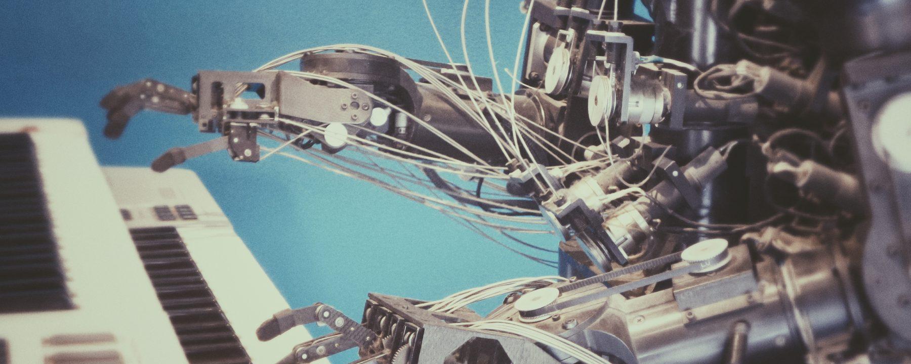 kunstig intelligens og sociale robotter