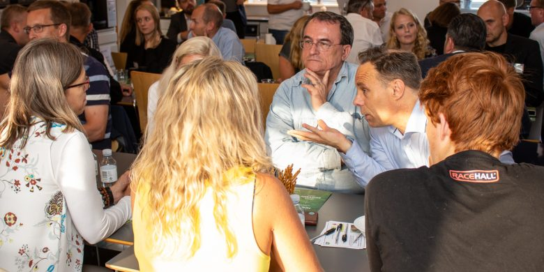Growth Map workshop digitalt salg marketing Innovation Lab