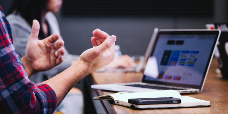 New Sales Support digitalt salg forretningsudvikling