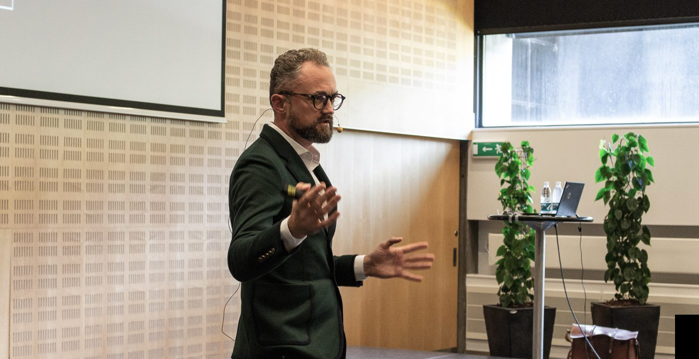 foredrag innovation lab keynote