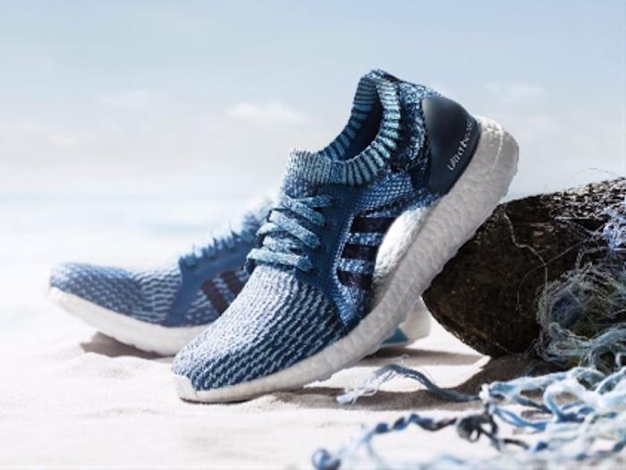 adidas parley sneakers bæredygtighed