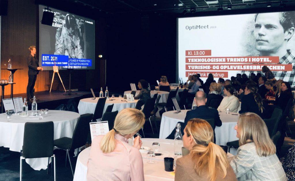 Jarle Fink Kondrup trend foredrag optimeet kursuslex konference innovation lab wide