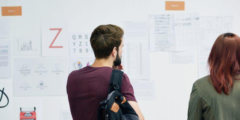 Digitalt salg forretningsudvikling workshop sprint