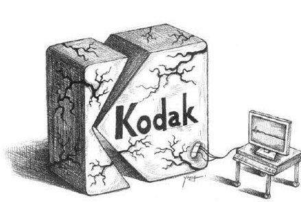 Innovation workshop disruption metode cannibal spil Kodak