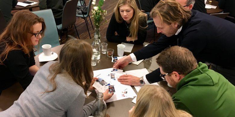 Fremtidens HR workshop innovation